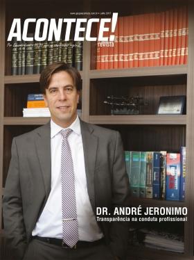 Revista Acontece - Ed. 203