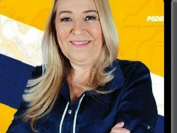 Presidente da Câmara: Marcia Perassi