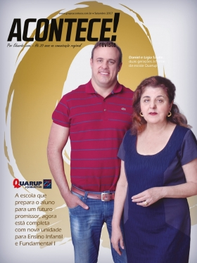 Revista Acontece - Ed. 206