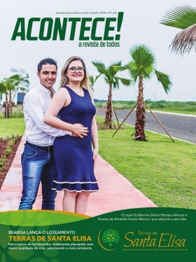 Revista Acontece - Ed. 216