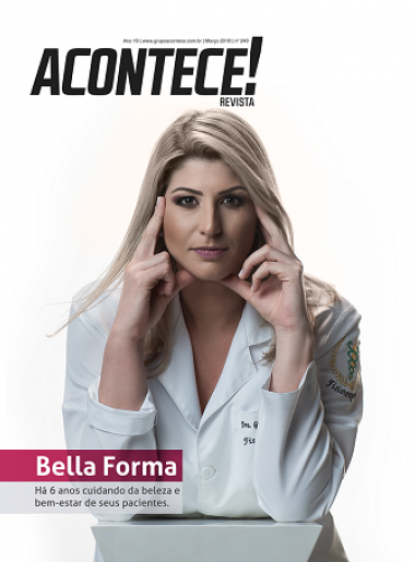 Revista Acontece - Ed. 249