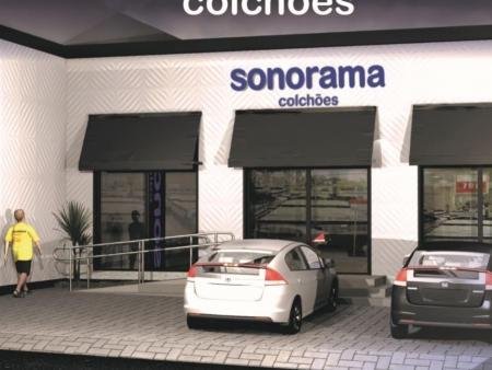 Nova Sonorama Colchões - Reimaginamos nossa loja, para você repaginar sua vida.
