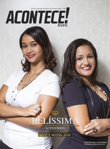 Revista Acontece Ed. 283