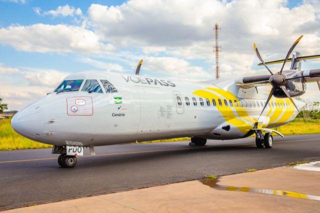 VOEPASS Linhas Aéreas retoma operações para mais 5 destinos da região sul, sudeste e centro-oeste