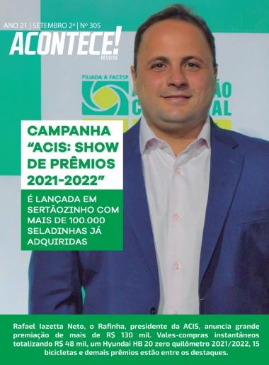 Revista Acontece Ed. 305